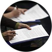 EF materials for exam preparation