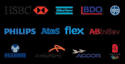 شركات عالمية استعانت ب EF إنجليش لايف