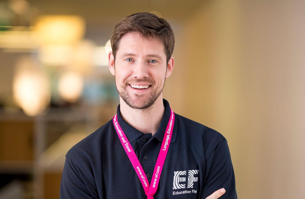 EF専属のネイティブ講師